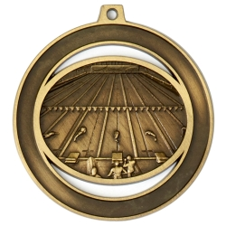 Halo Swimming Medal