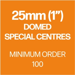 Special Centre - Domed 25mm
