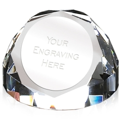 Diamond Dome65 PaperWeight Plate