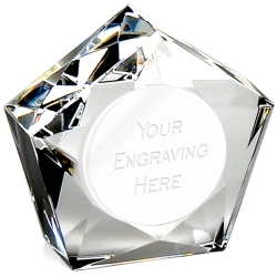 Diamond Star75 PaperWeight Plate
