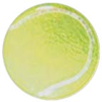 Tennis Ball Real Centre