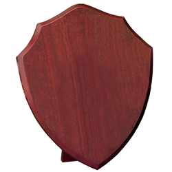 Triumph10 Annual Wood Shield
