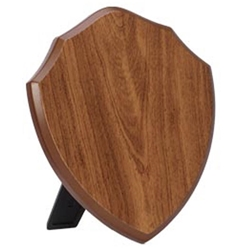 Wessex Walnut Shield